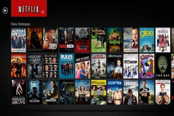 netflix movie gallery
