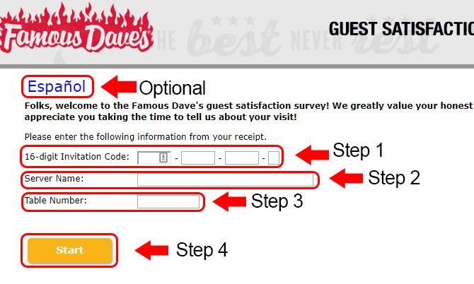 www.famousdavesfeedback.com