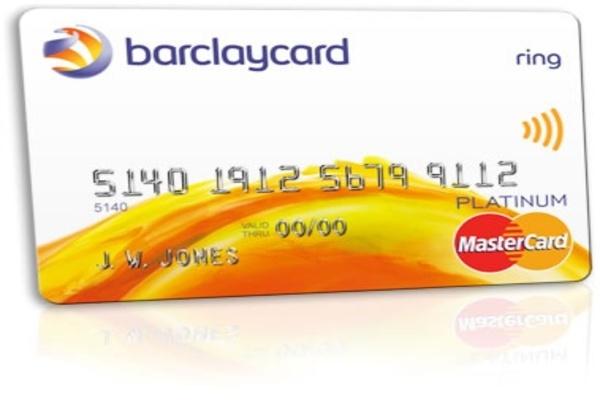 My Barclay Card