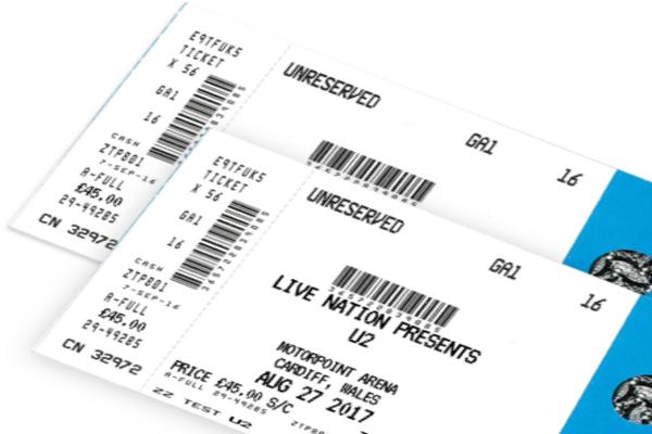 Online Ticket Tracking