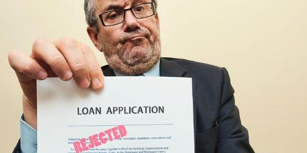 Personal Loan Denied