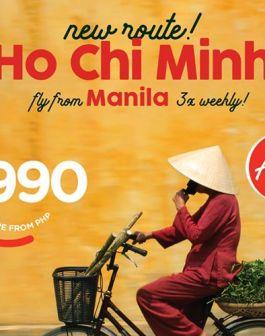 hãng hàng không bay từ Việt Nam đi Manila