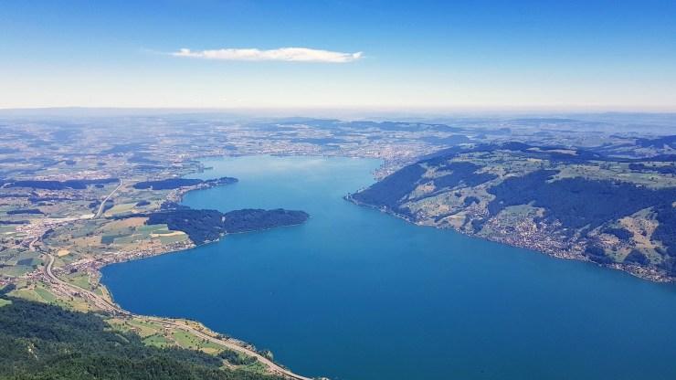 Lịch trình du lịch Thụy Sĩ