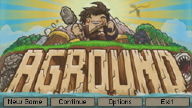 aground - Aground (SURVIVAL FREE TO PLAY)