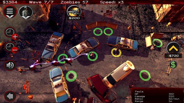 zombes defense estrategia disparos y zombies - Zombies Defense ESTRATEGIA, DISPAROS Y ZOMBIES