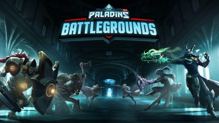 Paladins Battlegrounds, El modo BATTLE ROYALE de paladins