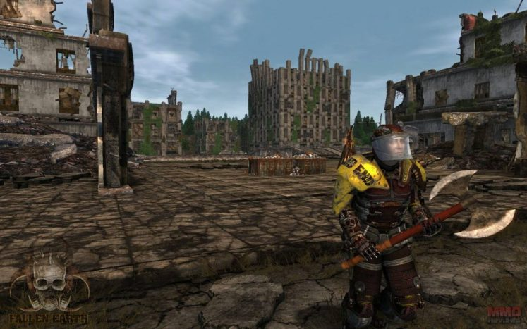 Fallen Earth MMORPG de Supervivencia 1 1024x640 - Fallen Earth MMORPG de Supervivencia