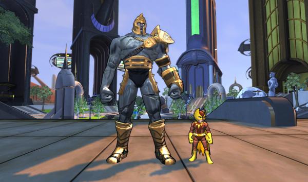 Action Figure - CHAMPIONS ONLINE, un MMORPG donde puedes crear a tu Joker