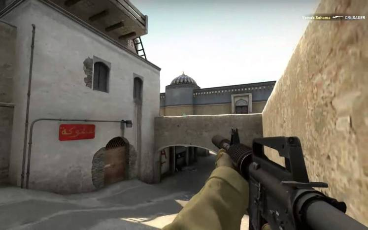 maxresdefault 1024x640 - Counter Strike Global Offensive Free Edition (FPS FREE TO PLAY)