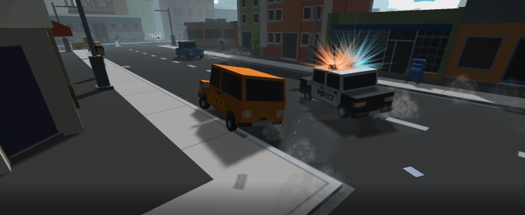 the chase cawngkvu 1024x419 - CRASH WORLD (JUEGO DE COCHES FREE TO PLAY) [alpha]
