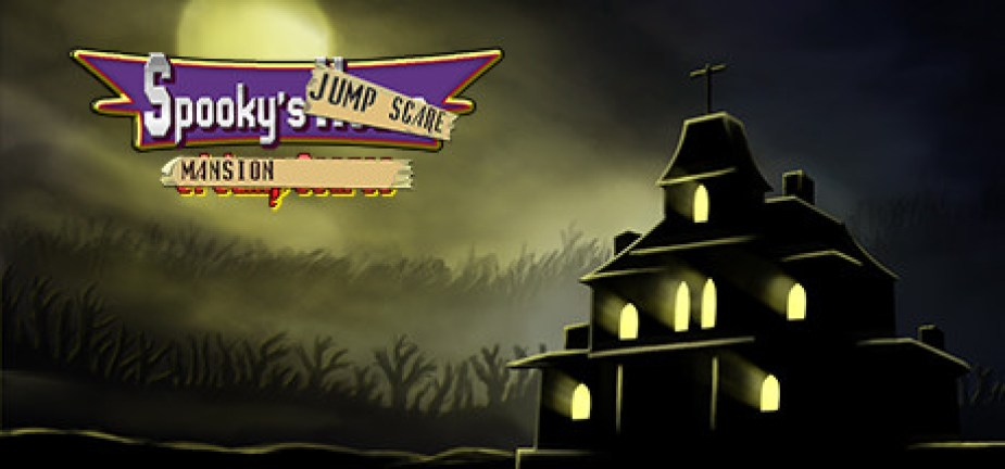 header - Spooky's Jump Scare Mansion (JUEGO DE TERROR FREE TO PLAY)