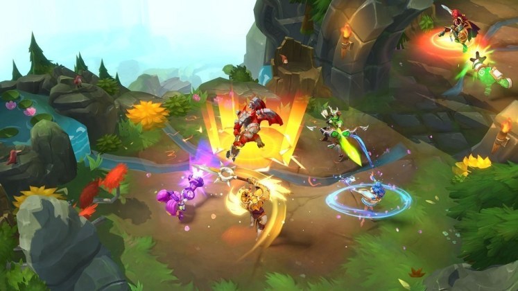 Pre register for Dungeon Hunter Champions 2 - DUNGEON HUNTER CHAMPIONS (MOBA FREE TO PLAY 2018)