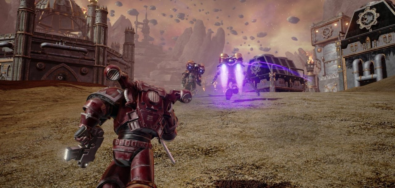 warhammer 40000 eternal crusade 293253 - WARHAMMER 40,000: ETERNAL CRUSADE (TPS FREE TO PLAY)