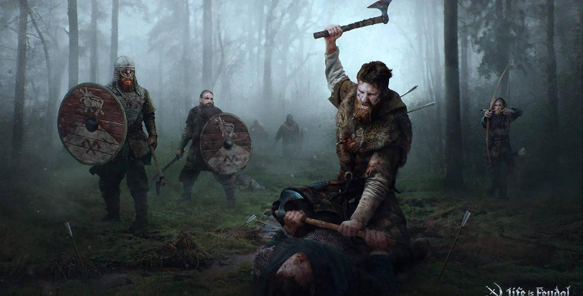 life is feudal mmo 2017121812655 12 - LIFE IS FEUDAL: MMO (NEWBIE ISLAND)