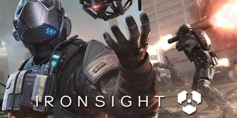 IRONSIGHT - IRONSIGHT (FPS FREE TO PLAY 2020)