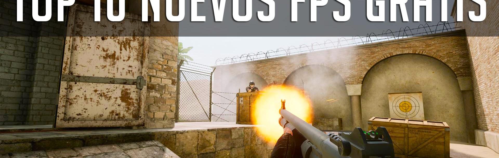 TO2 - 10 NUEVOS FPS FREE TO PLAY PARA PC 2020