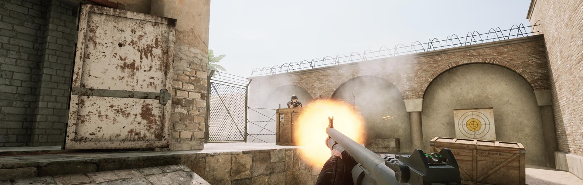 TO4 - TO4: TACTICAL OPERATIONS (FPS FREE TO PLAY)