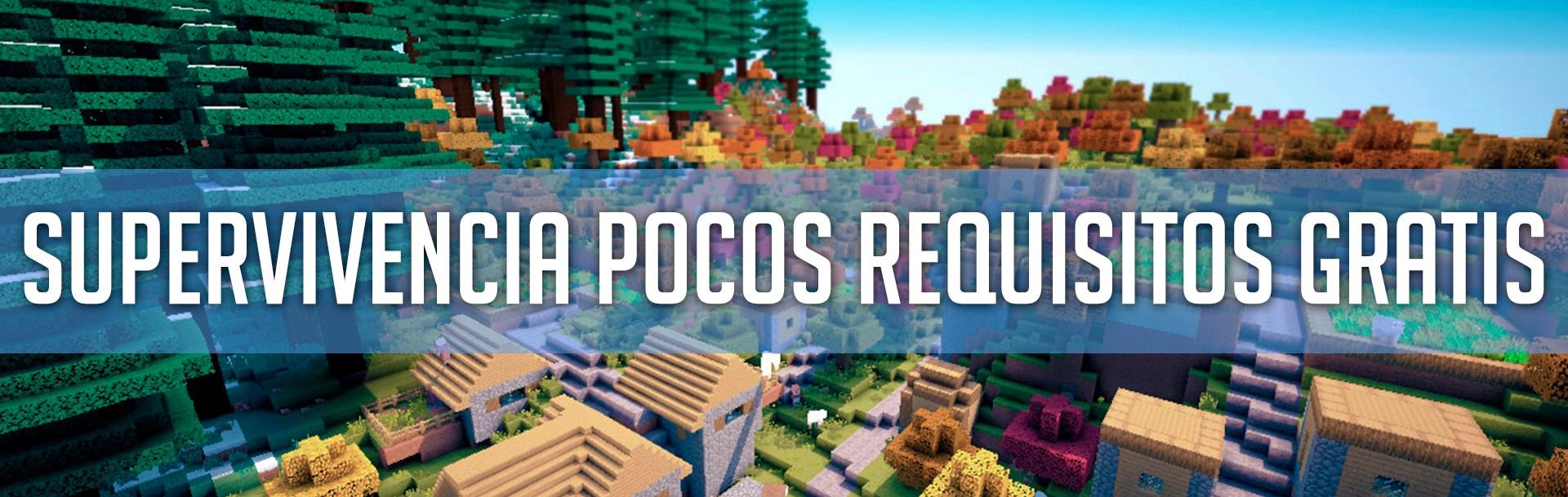 mini - 6 JUEGOS DE SUPERVIVENCIA DE POCOS REQUISITOS GRATIS