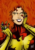Jean Grey, Lady of the Rings