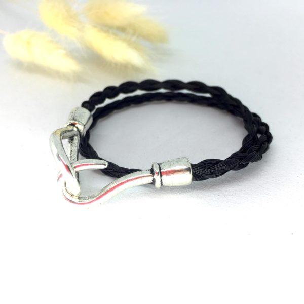 Bracelet en crins sabbah