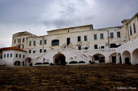 cape coast castle, Ghana