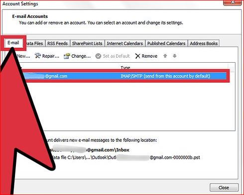How to Fix Outlook Unknown Error 0x800CCC7D