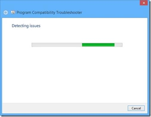 Compatibility troubleshooter - Installing and updating hardware drivers in Windows 10