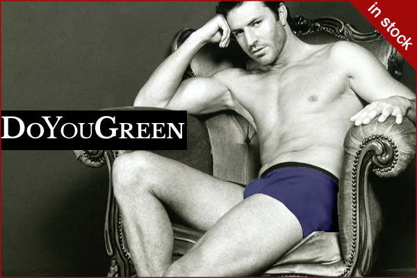 Men's Boxers by Do You Green