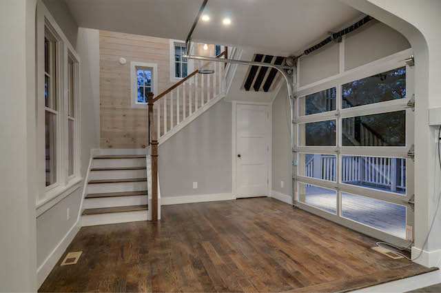 Pros And Cons Of Garage Doors Inside The Home Bynum Design Blog