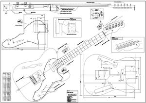 Building a Telecaster Thinline