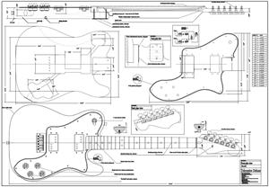 Woodworking Ija: Woodworking plans guitar