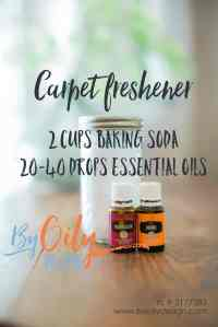 Make your house smell amazing with this DIY carpet ...