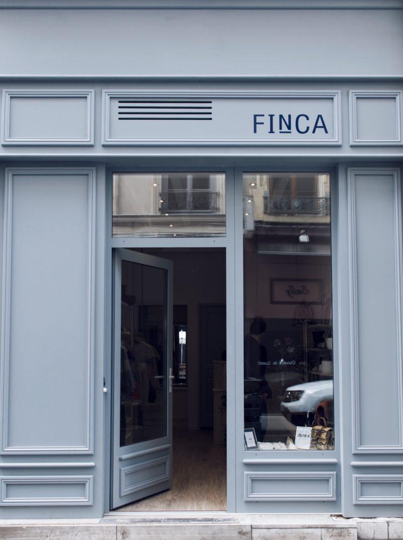 bonne adresse boutique Finca Lyon