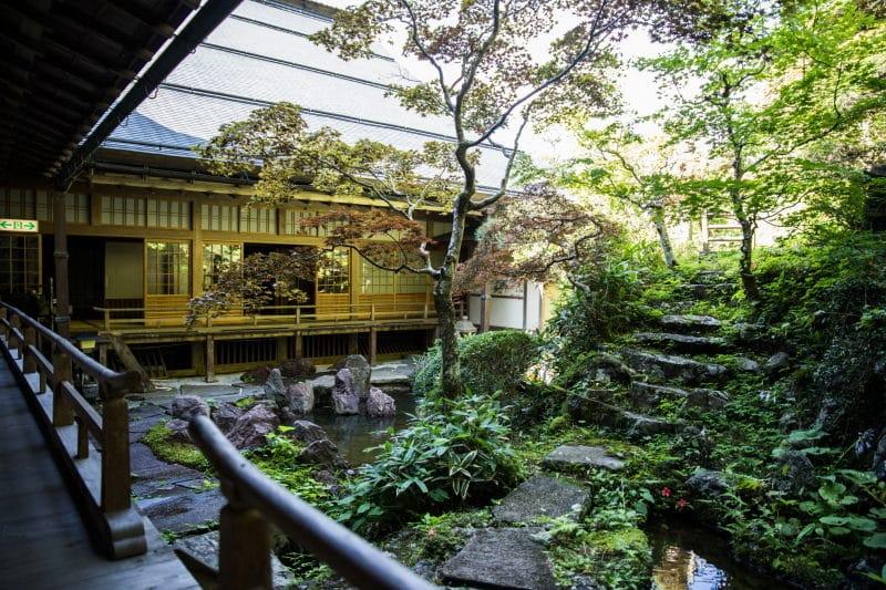 préparer son voyage au Japon temple Koyasan