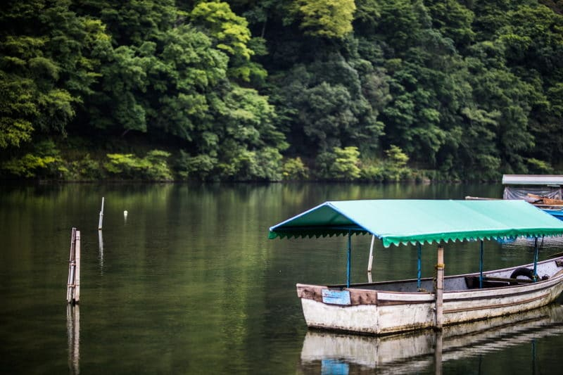 préparer son voyage au Japon arashiyama