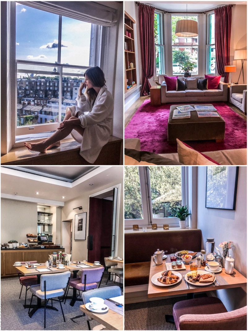 City guide Londres blog voyage By Opaline The Rockwell Hotel
