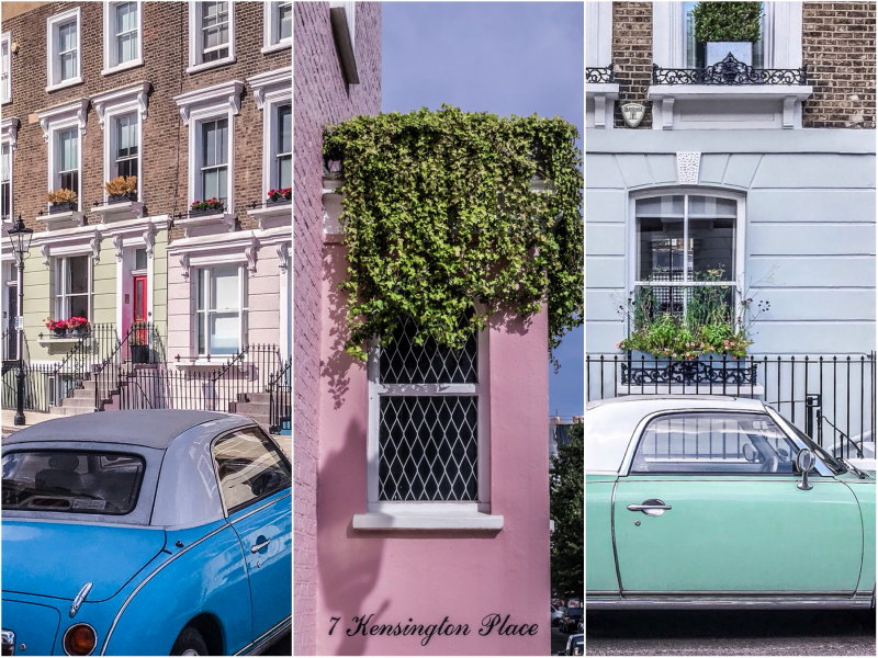 City guide Londres blog voyage By Opaline Notting Hill