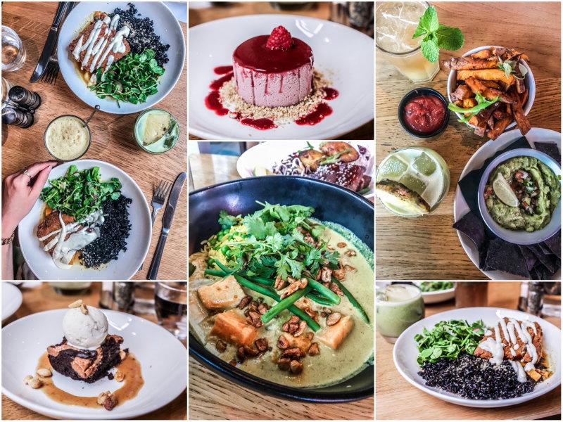 Londres végétarien bonnes adresses blog voyage By Opaline mildreds