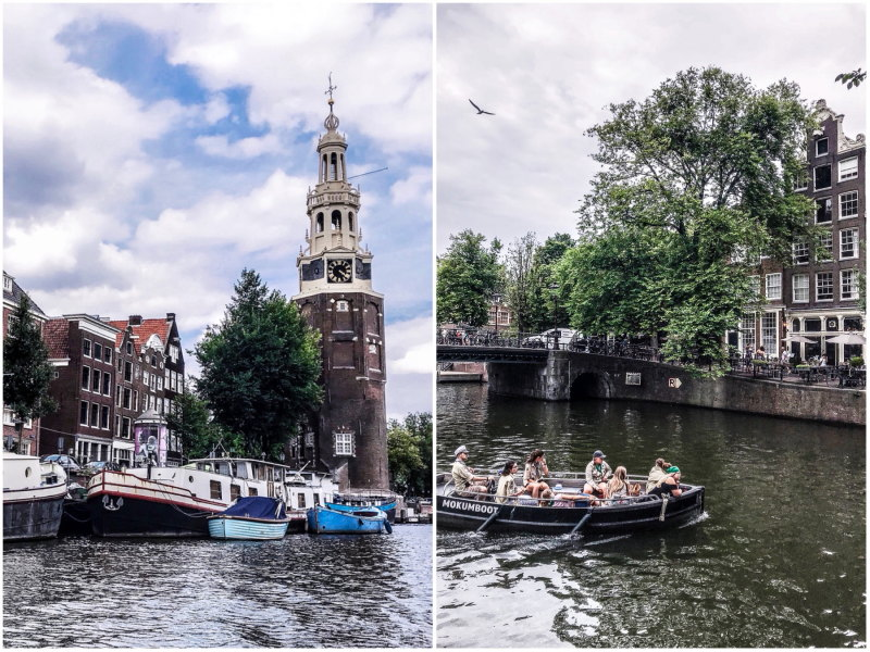 City guide Amsterdam By Opaline blog voyage canaux