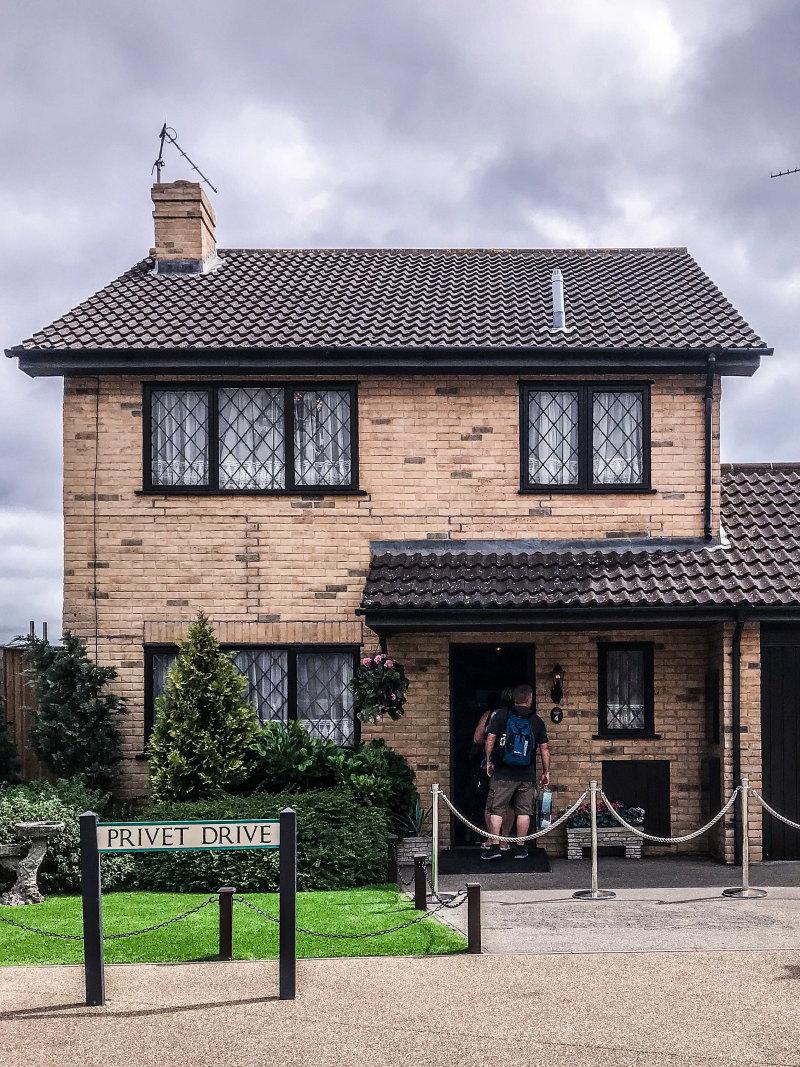 studios Harry Potter maison Privet Drive
