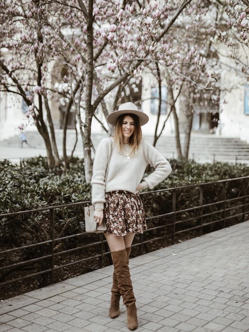 Look femme American Vintage blog mode France Lyon By Opaline