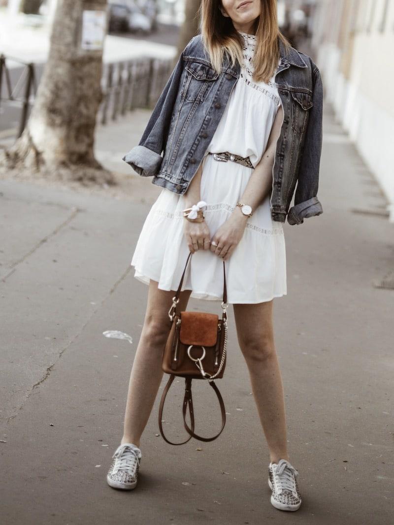 Look femme casual printemps blog mode Lyon France By Opaline