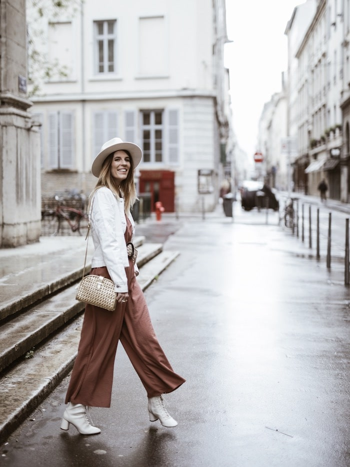 Look femme printemps 2019 combinaison Zara blog mode France Lyon By Opaline