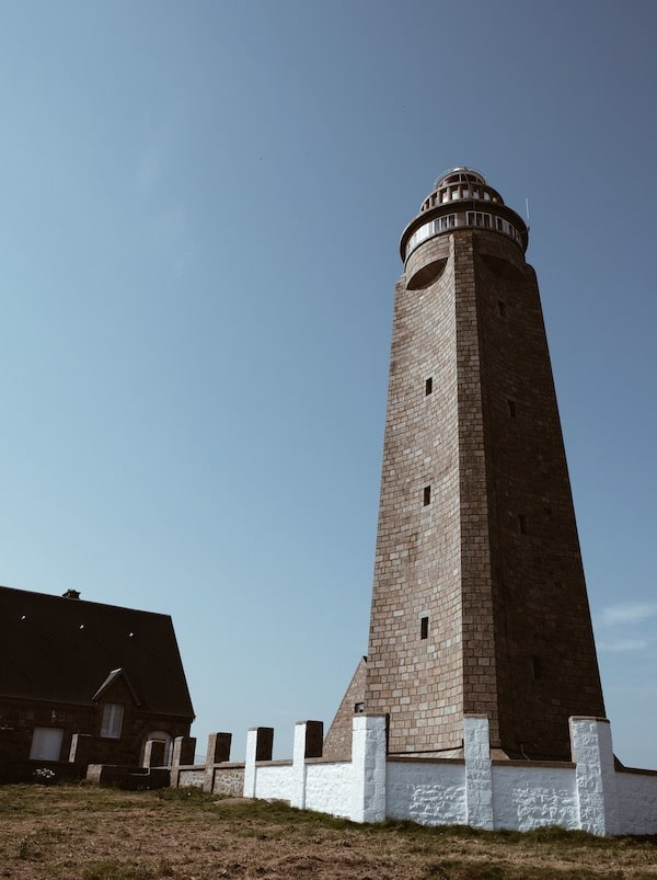 Voyage Normandie phare Levi blog Lyon France By Opaline