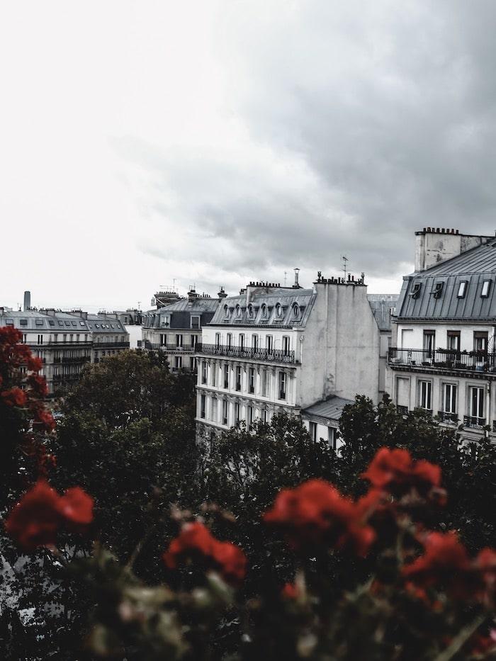 Hôtel 25hours terminus Nord Paris belle vue blog mode lifestyle Lyon France By Opaline
