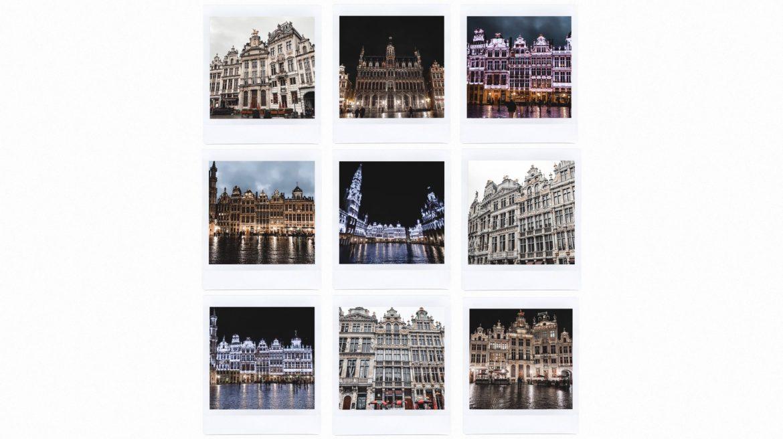 Voyage week end Bruxelles Grand Place