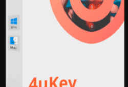 Tenorshare 4uKey 2.1.7.8 Crack License Key + Registration Code till 2050