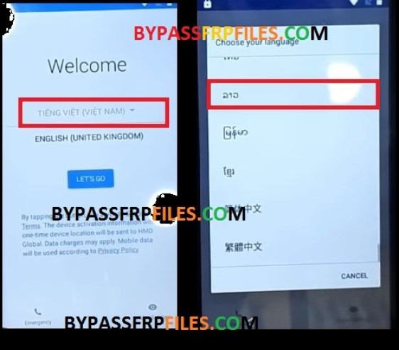 Bypass FRP Google Account Nokia 1-Without PC (All)-Android