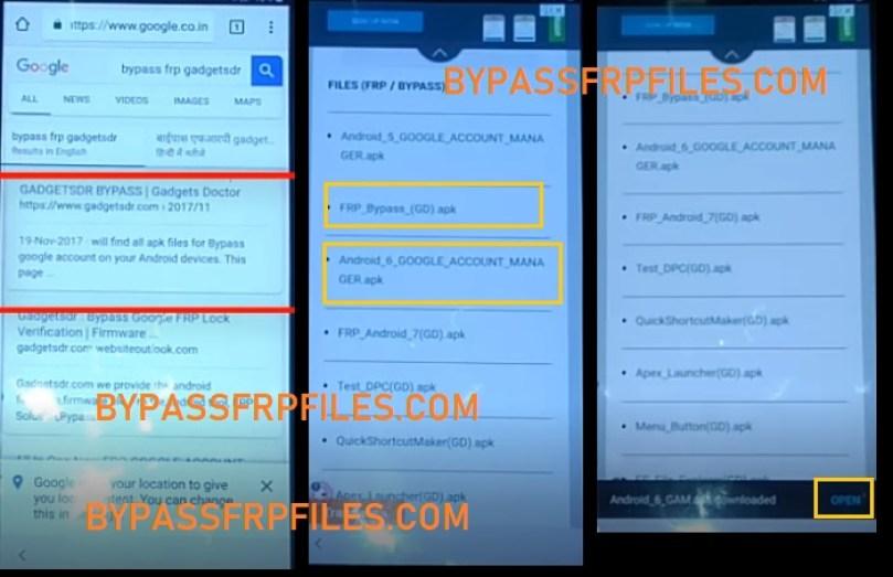 Samsung FRP bypass, Samsung FRP Unlock
