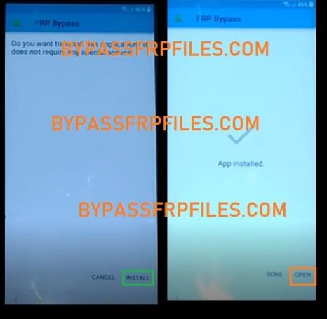 Samsung FRP Bypasas